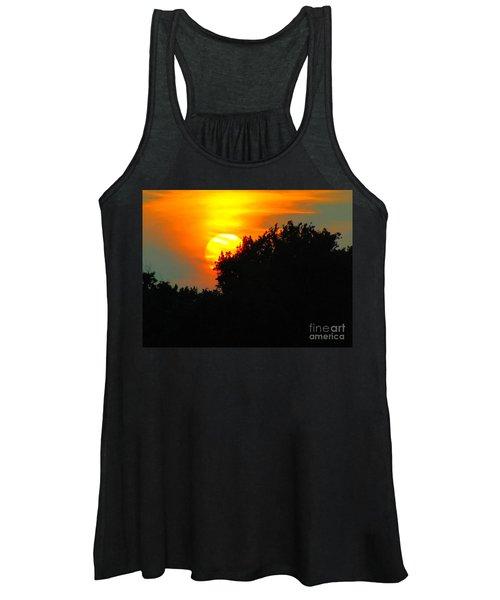 Summer Sunset #3 Women's Tank Top