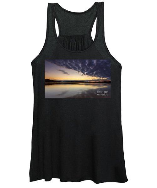 Sunrise On The Lake Women's Tank Top