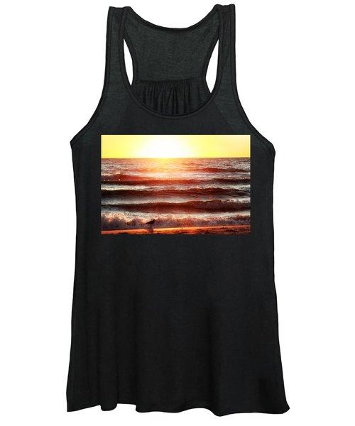 Sunset Beach Women's Tank Top