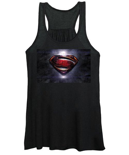 Superman 05 Women's Tank Top