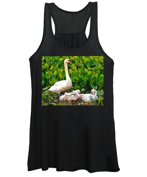 Swan Song Women's Tank Top
