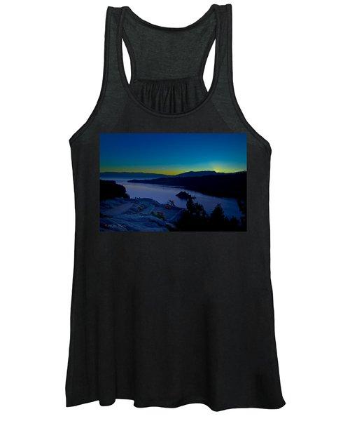 Tahoe Sunrise Women's Tank Top