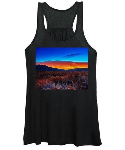 Taos Sunrise X Women's Tank Top