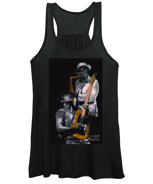Bruce And Clarence Women's Tank Top