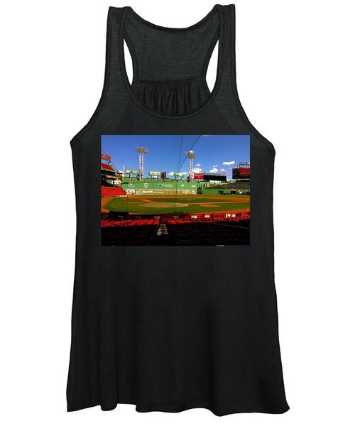 The Classic  Fenway Park Women's Tank Top