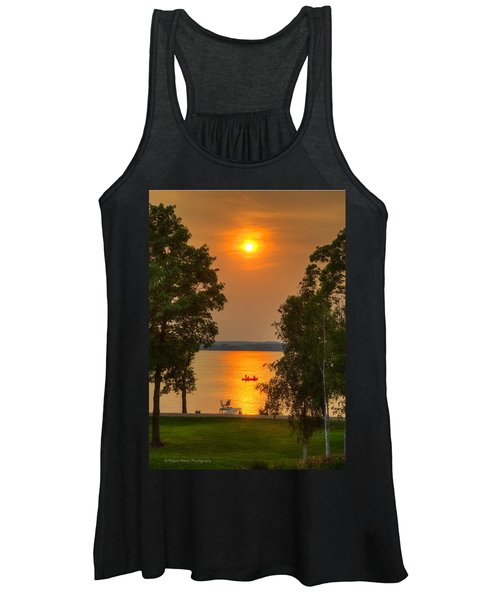 The End Of A Perfect Day Women's Tank Top