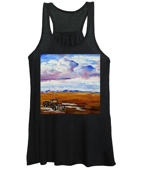 The Flathead Women's Tank Top