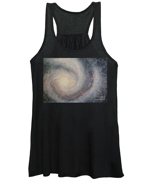 The Heavens Declare Your Glory Women's Tank Top