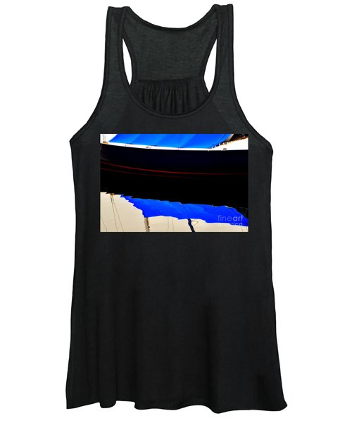 The Inner Side Of Surface - Limited Edition  Women's Tank Top