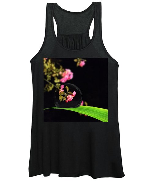 The Music Of The Night Women's Tank Top