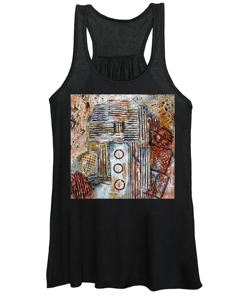 The Old Mine Women's Tank Top