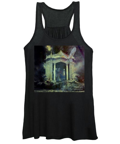 The Owl Women's Tank Top