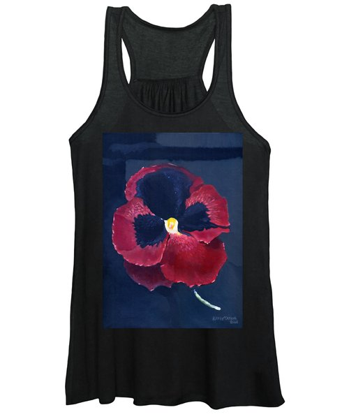 The Pansy Women's Tank Top