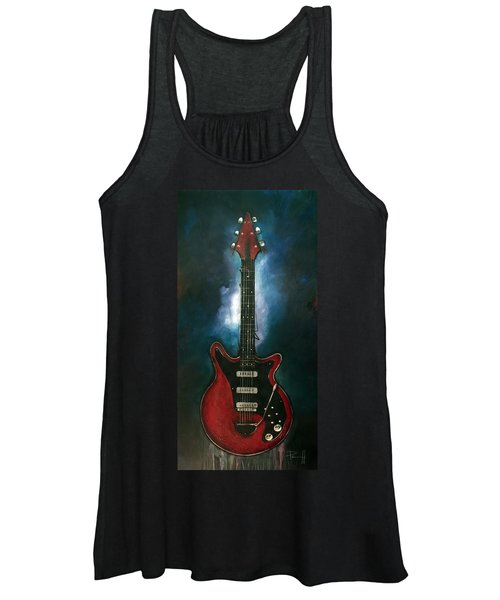 The Red Special Women's Tank Top