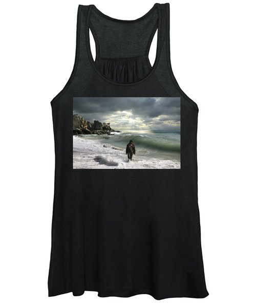 The Son Is The Radiance Of God's Glory Women's Tank Top