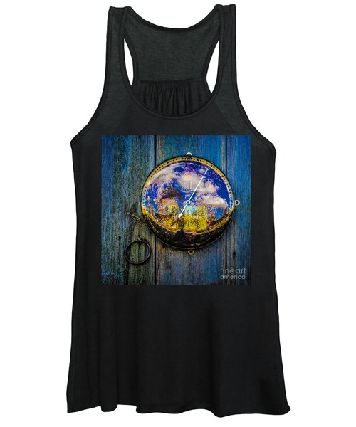 Thermometer Women's Tank Top