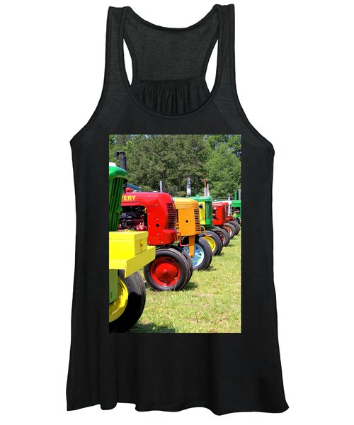 They're At The Gate Women's Tank Top