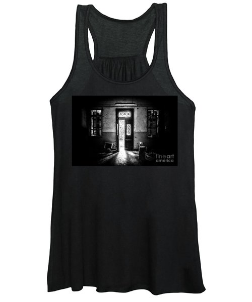 This Is The Way Step Inside Women's Tank Top