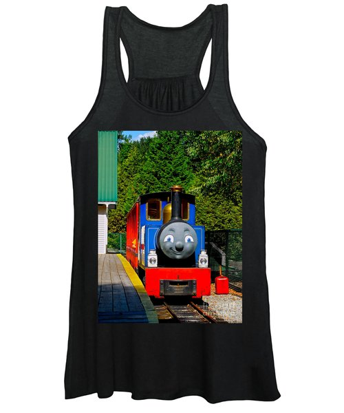 Thomas Women's Tank Top
