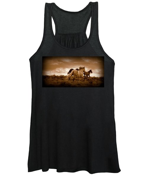 Thunder Road Women's Tank Top