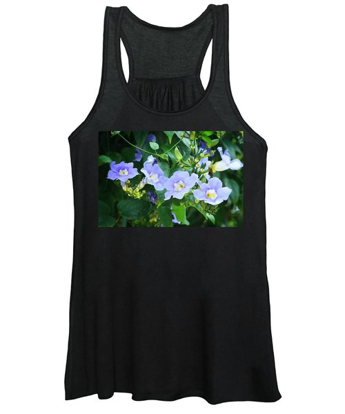 Time For Spring - Floral Art By Sharon Cummings Women's Tank Top