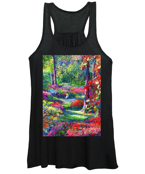 To Read And Dream Women's Tank Top