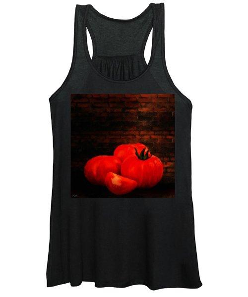 Tomatoes Women's Tank Top