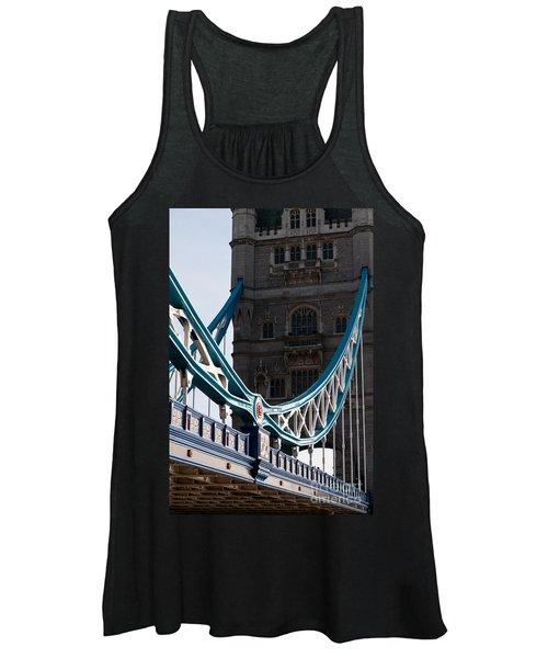 Tower Bridge 03 Women's Tank Top