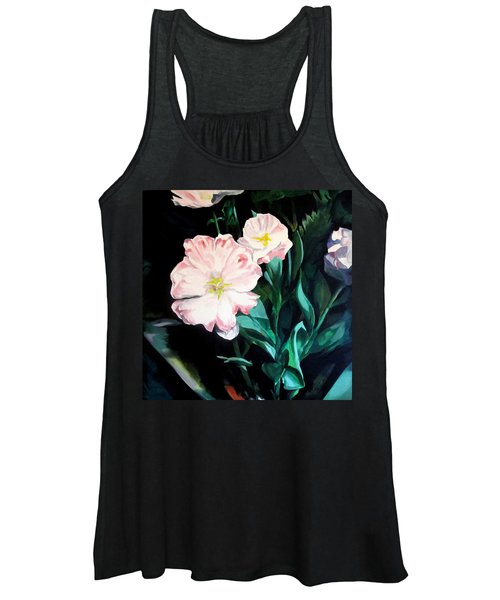 Tranquility In The Garden Women's Tank Top