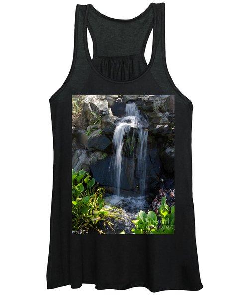 Tropical Waterfall  Women's Tank Top