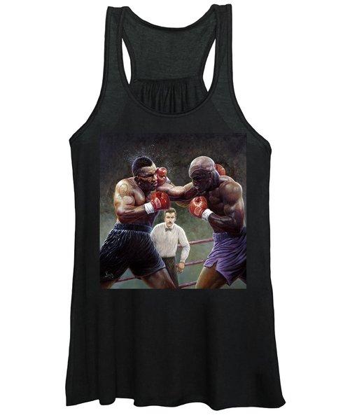 Tyson/holyfield Women's Tank Top