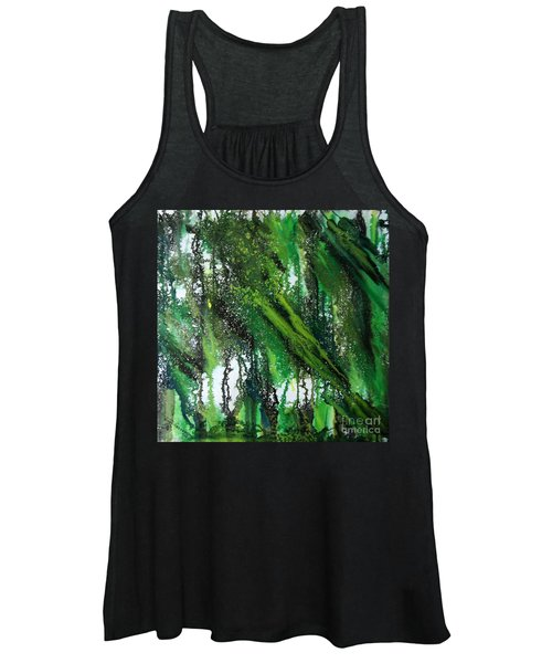 Forest Of Duars Women's Tank Top