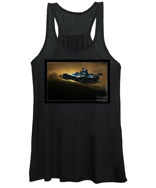 Uop Shadow F1 Car Women's Tank Top