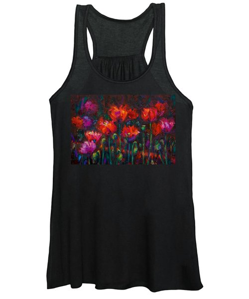 Up From The Ashes Women's Tank Top