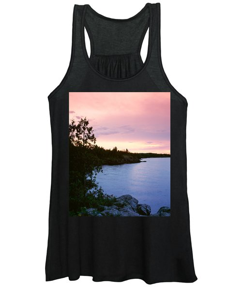 Usa, Michigan, Upper Peninsula, Copper Women's Tank Top
