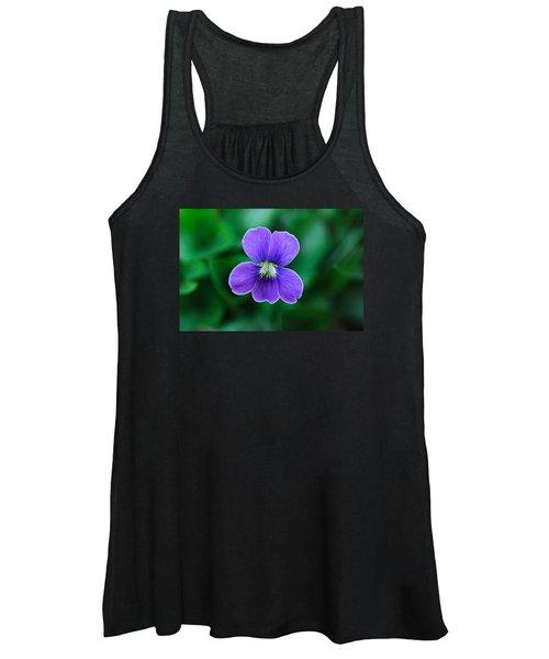 Violet Splendor Women's Tank Top