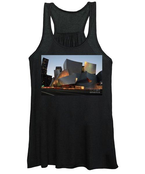 Walt Disney Concert Hall 21 Women's Tank Top