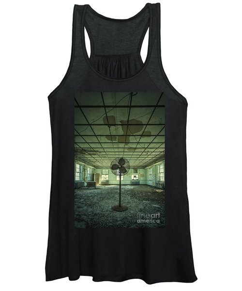 Welcome To The Asylum Women's Tank Top