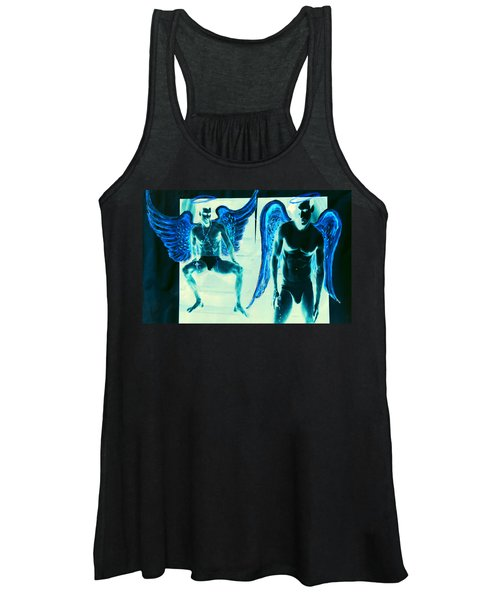 When Heaven And Earth Collide Series Women's Tank Top