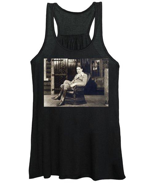 William K. Vanderbilt Women's Tank Top