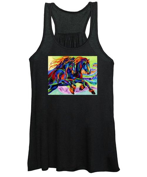 Wind Dancers Women's Tank Top