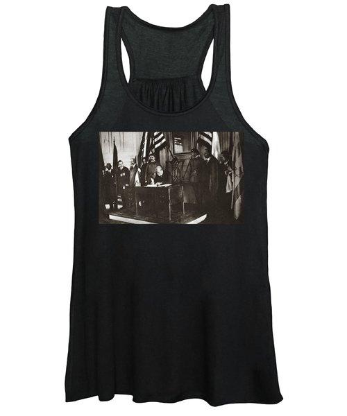 World War I Independence Women's Tank Top