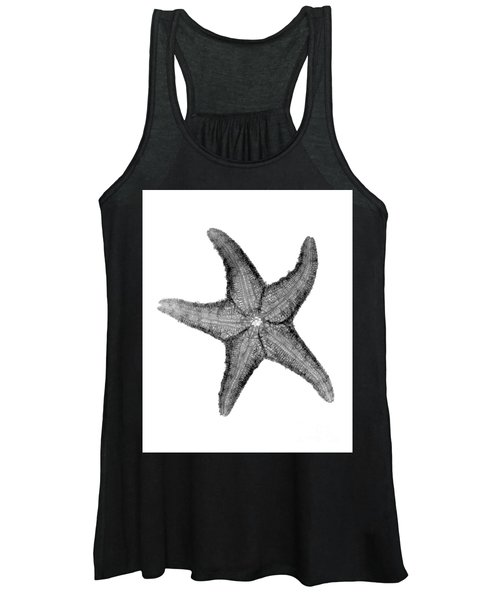 X-ray Of Starfish Women's Tank Top