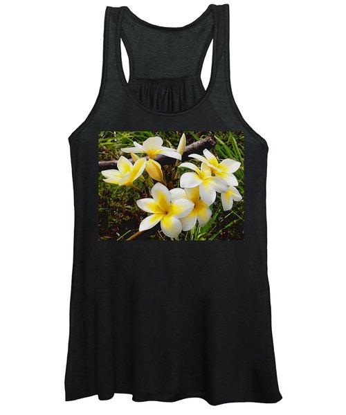 Yellow Flowers 1 Women's Tank Top
