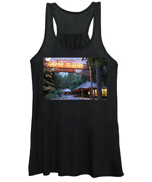 Yosemite Curry Village Women's Tank Top