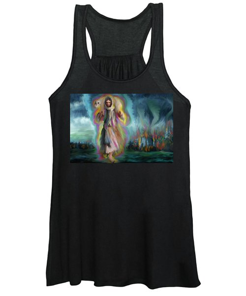 Yshuwh Yhwh Saves Women's Tank Top