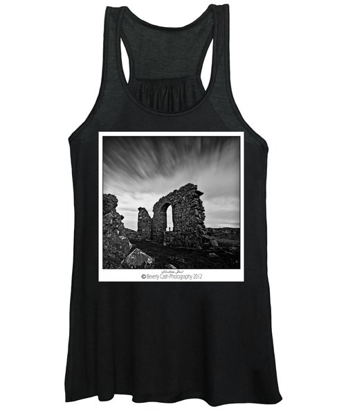 Llanddwyn Island Ruins Women's Tank Top