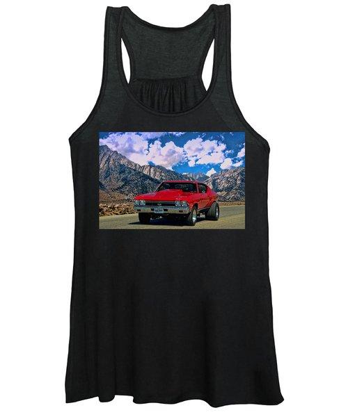 1968 Chevelle Super Sport Women's Tank Top