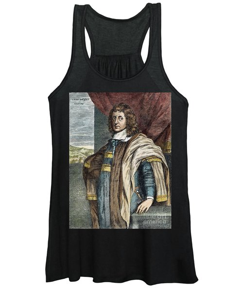 Cecilius Calvert (1605-1675) Women's Tank Top