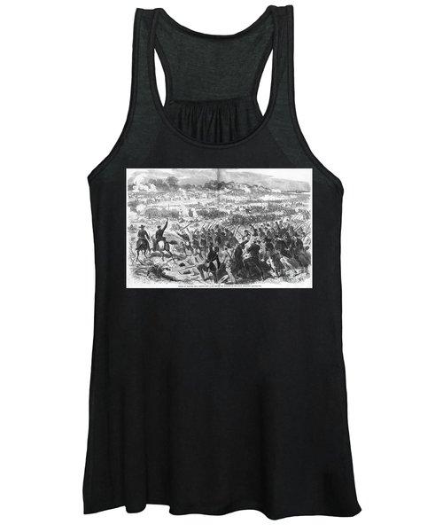 Seven Days Battles, 1862 Women's Tank Top